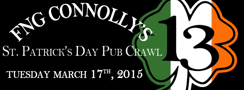 2015 FNG Connolly's Crawl